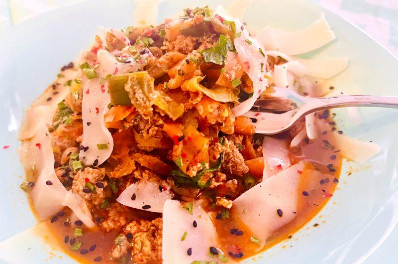 Mediterranean Low Carb plate of plenty