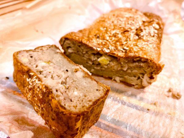 Keto Mushroom Bread