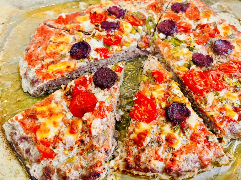 Ketovore pizza, nutritional density and pleasure