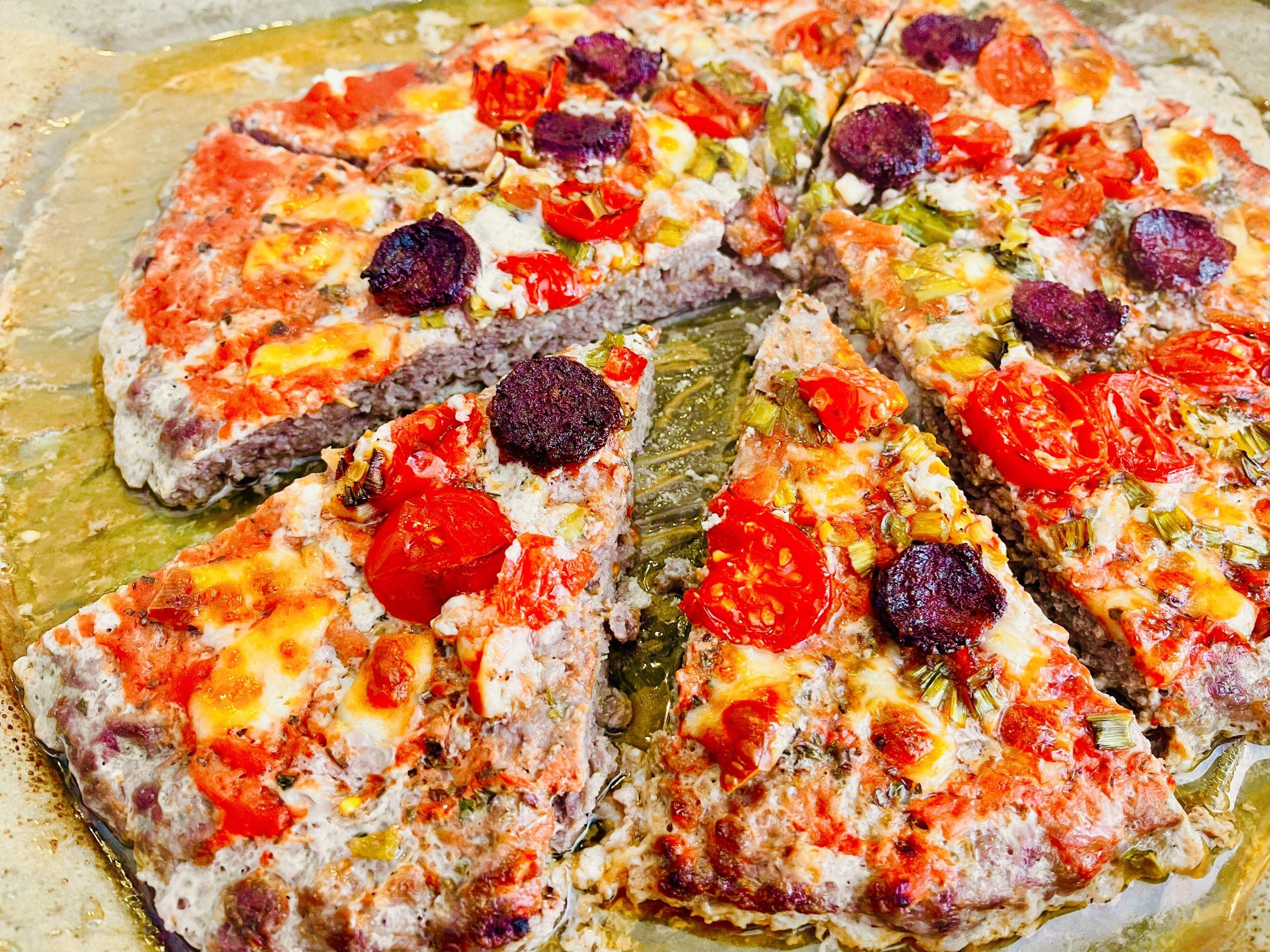 ketovore pizza