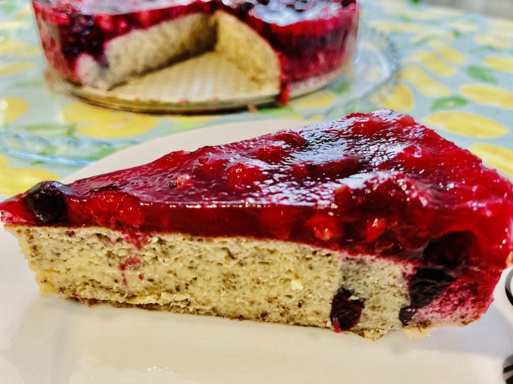New Keto cake