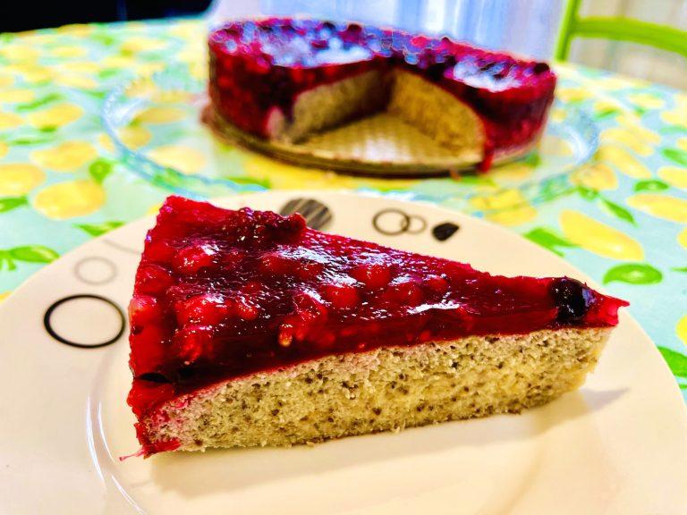New Keto cake, The flourless saga continues