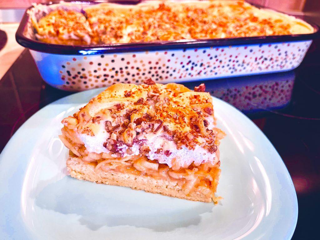 keto autumn pie